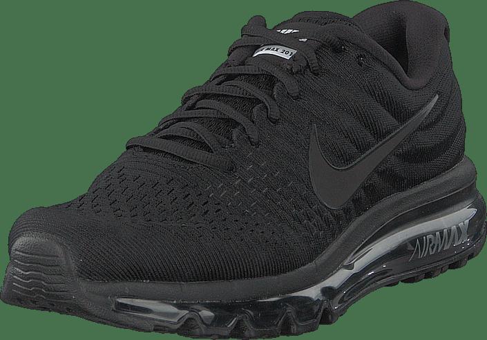 air max 2017 zwart
