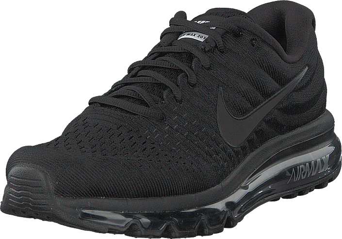 detailed pictures 8c8cf d0cb8 Nike - Air Max 2017 Blackwhite-anthracite Black