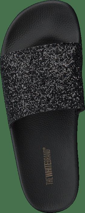 The White Brand - Glitter Black