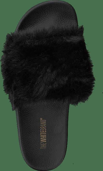 Sandaler 60071 The Sko Fur White Køb 18 Tøfler Black Brand Online Sorte Og Tn1q8W8BP