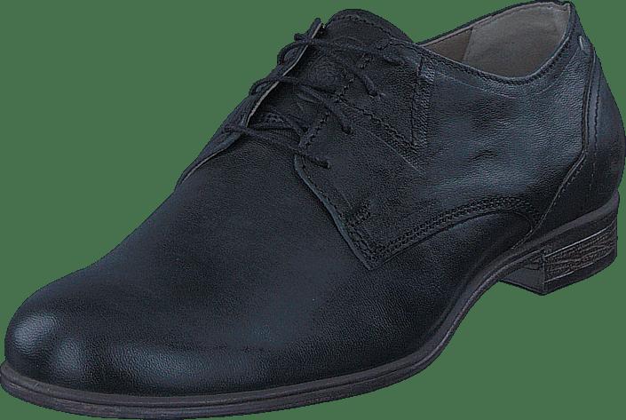 Sneaky Steve - Dirty Low Black Leather