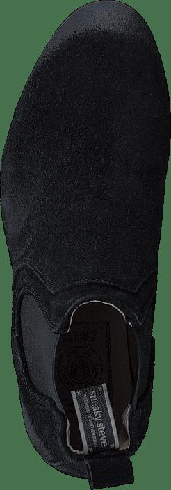 Sneaky 63 Sko Online Støvler Køb Sorte 60071 Boots Cumberland Suede Steve Black Og 1WdY7q