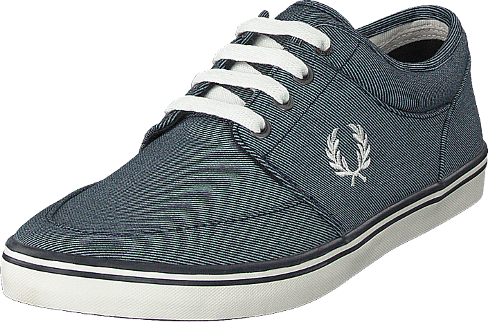 Fred Perry - Stratford Printed Canvas Navy / Porcelain