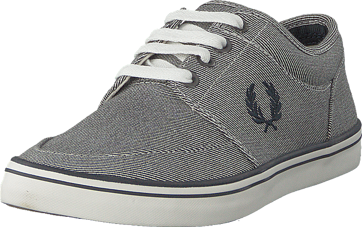 Fred Perry - Stratford Printed Canvas Porcelain / Navy