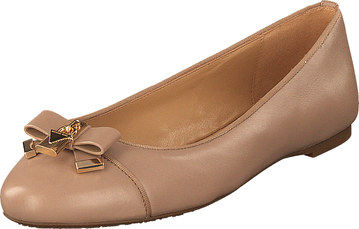 2b94ecb7128418 Buy MICHAEL Michael Kors Alice Ballet Truffle brown Shoes Online ...