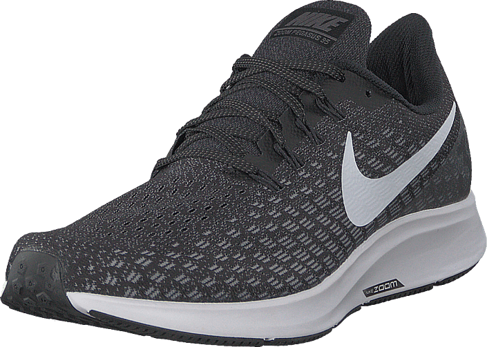 Nike - Air Zoom Pegasus 35 Black/ White-gunsmoke-grey