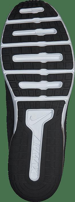 Air Max Fury Black/ White-black