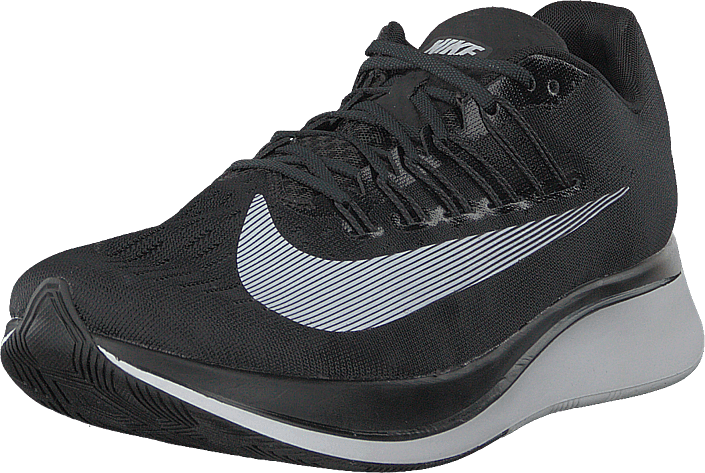 Buy Nike Zoom Fly Black  White-anthracite Grey Shoes Online ... e3f461763