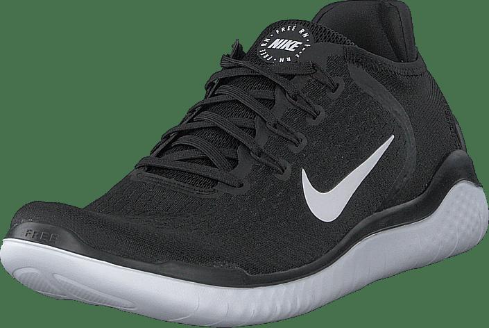 Nike - Nike Free Rn 2018 Black/ White