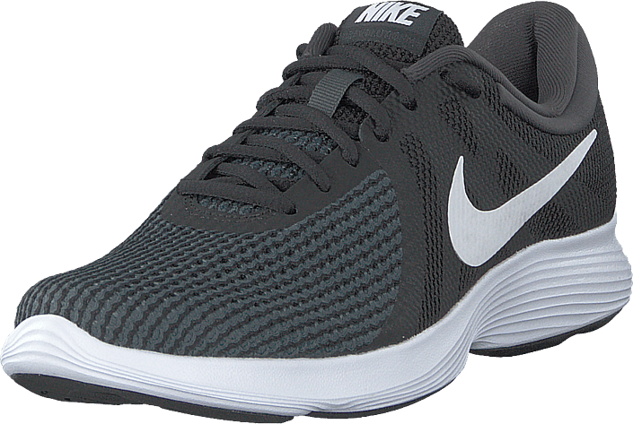 Nike - Revolution 4 Black/ White-anthracite