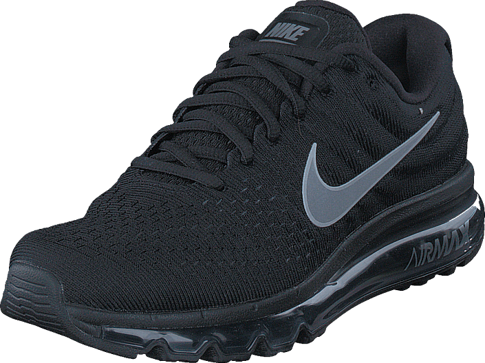 meet ca6df 00ea9 Nike - Air Max 2017 Black  White-anthracite
