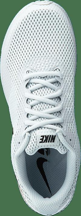 Air Zoomallout Low 2 Pure Platinum/black-white