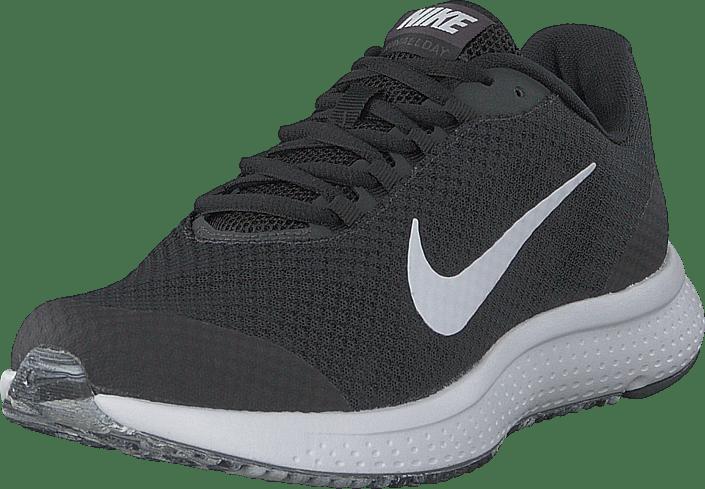 Nike - Runallday Black/ White-anthracite