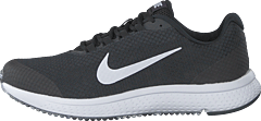 Runallday Black/ White-anthracite
