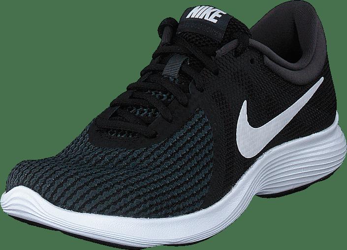 Nike - Revolution 4 Black/ White-anthracite