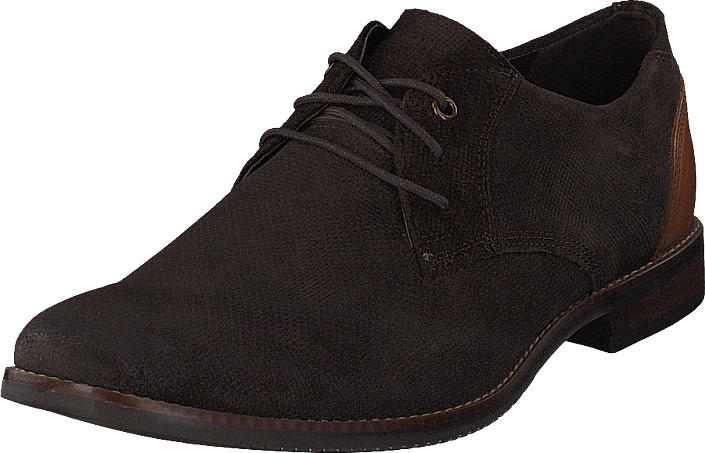 Sp Blucher Dark Bitter Chocolate Sde