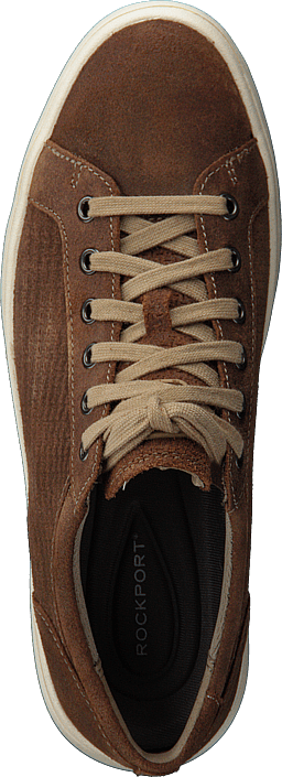 Rockport - Colle Lace To Toe Tan