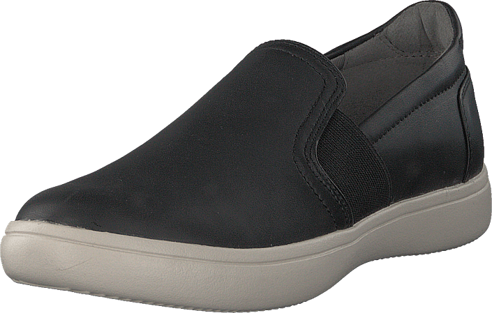 Rockport - Ariell Gore Slip-on Black Lea