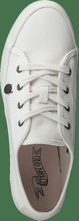 Odd Molly - Pedestrian Sneaker Light Chalk