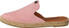 Slippin Espadrillo Soft Rose