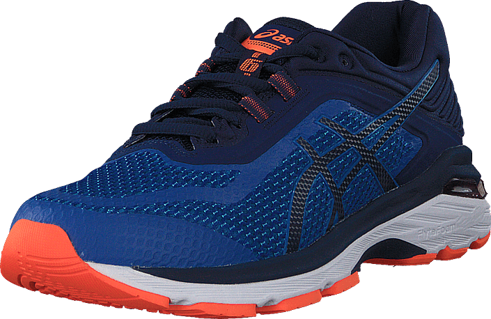 Asics - Gt-2000 6 Imperial/indigo Blue/orange