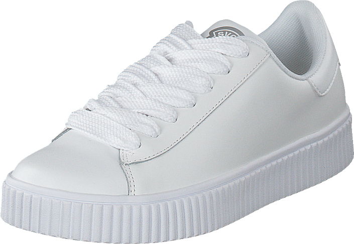 Svea - Anna Wide Lace Sneaker White