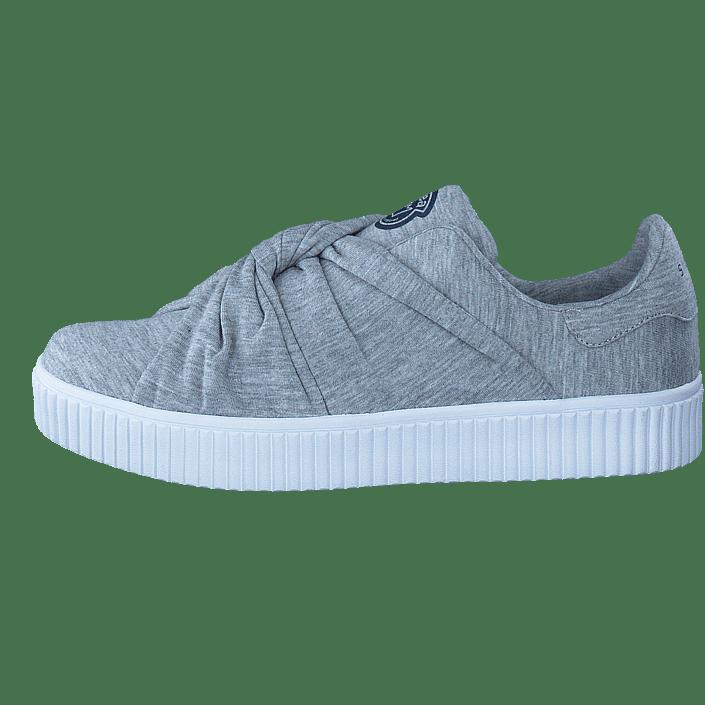36460e2b0 Anna Knot Sneaker Light Grey