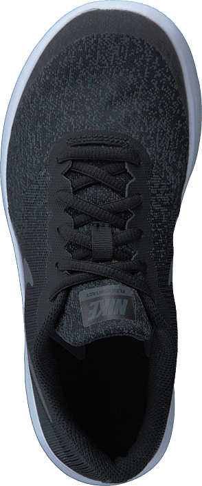 Nike - Nike Flex Contact Gs Black/dk Grey-anthracite-white