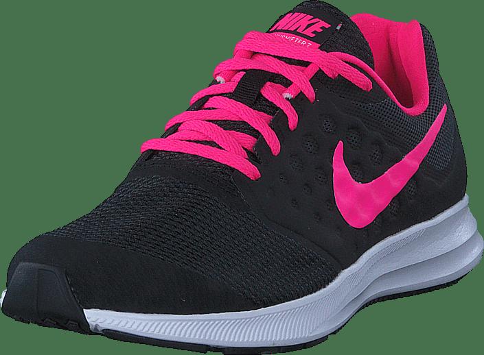 Downshifter 7 Gs Black/hyper Pink-white
