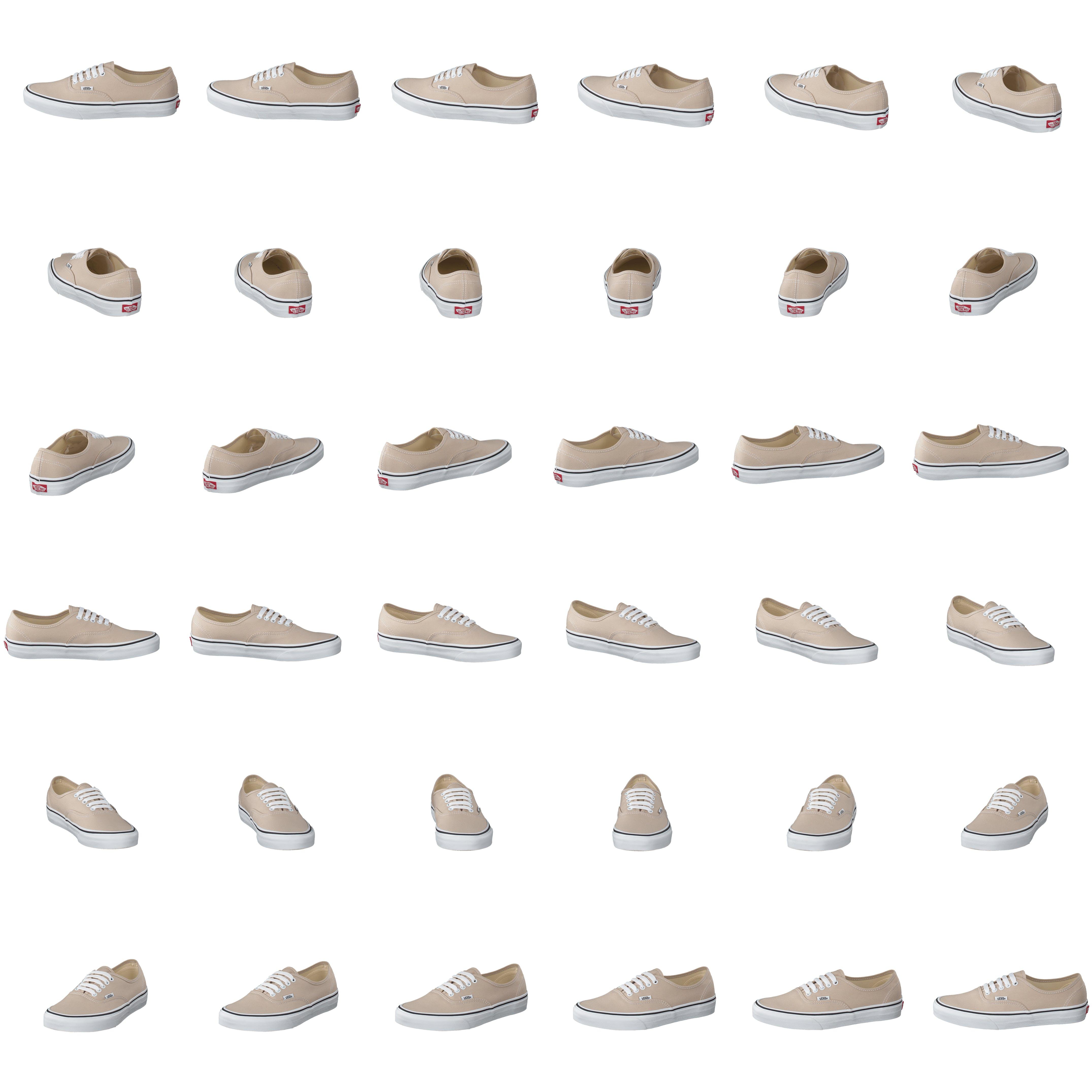 Kjøp Vans Ua Authentic Silver Liningtrue White sko Online