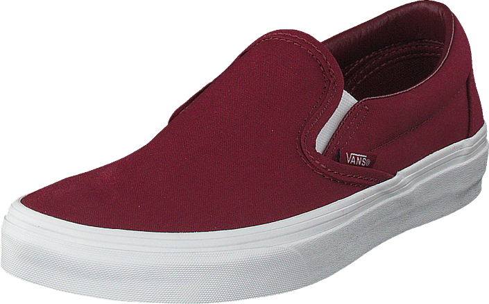 Vans - Ua Classic Slip-on Mono Canvas Cabernet