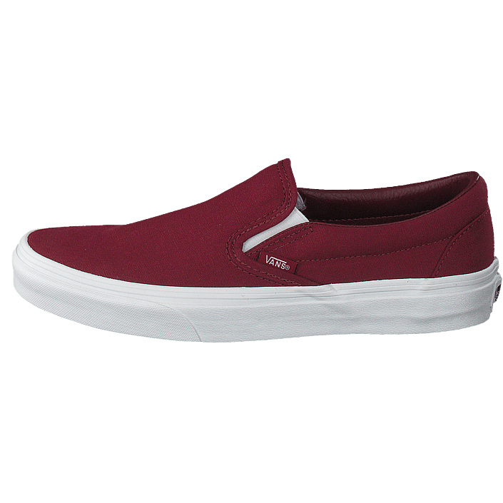Vans Ua Classic Slip-on Mono Canvas Cabernet 415895479
