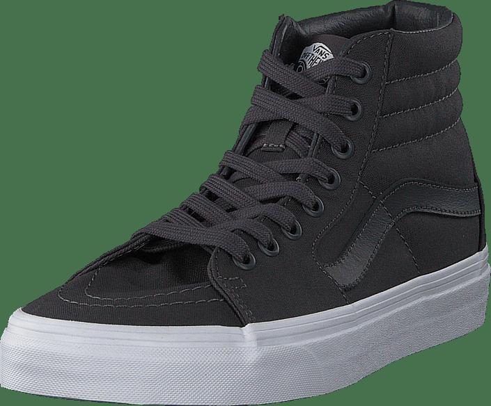ff5363503a Buy Vans Ua Sk8-hi Mono Canvas Asphalt grey Shoes Online