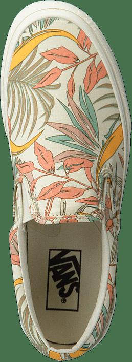 Vans - Ua Classic Slip-on California Floral Marshmallow