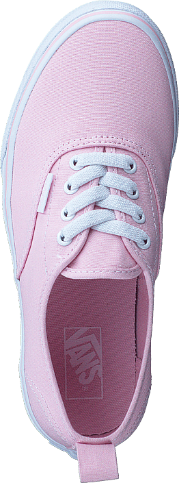 Classic Buy Vans Uy Authentic Elastic Lace Chalk Pink/true White Shoes Online 4xv0I
