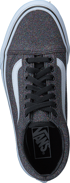 Vans - Ua Old Skool Glitter Rainbow Black