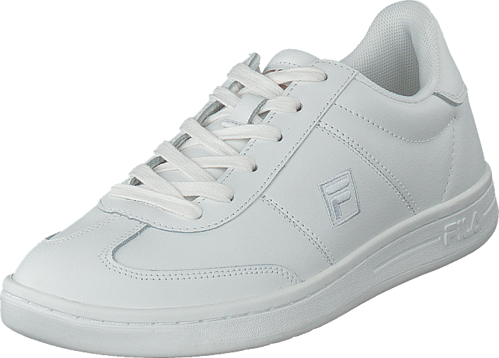 Fila - Portland L Low Wmn White