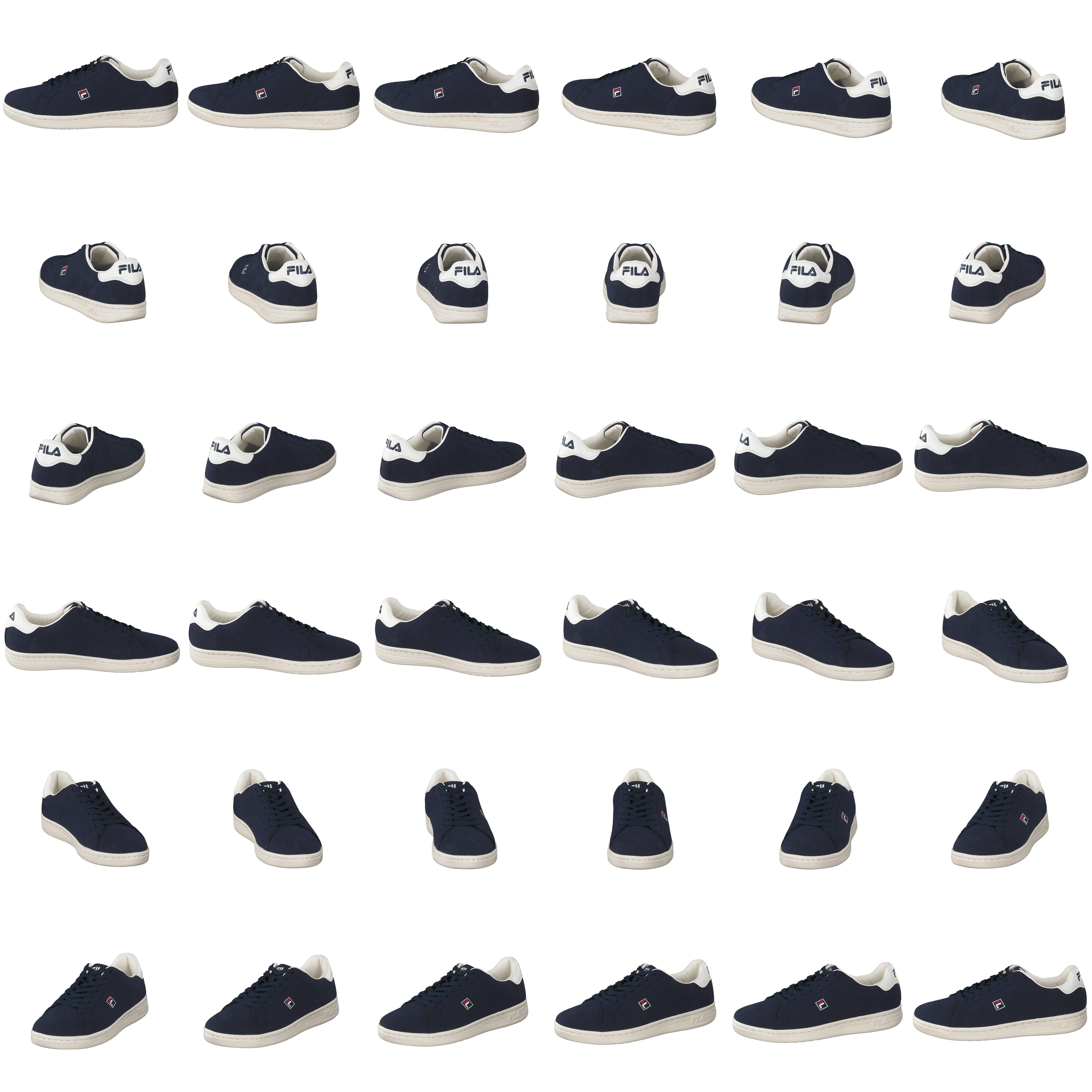 Fila Crosscourt 2 S Low Dress Blue Schuhe Kaufen Online