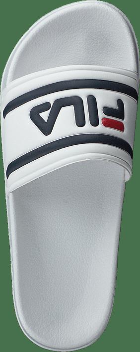 Fila - Moro Bay Slipper White
