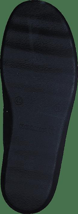 Sorte Sko Sandals Kjøp 39 Online Marine Romisana Romika Pr0XqnXI8