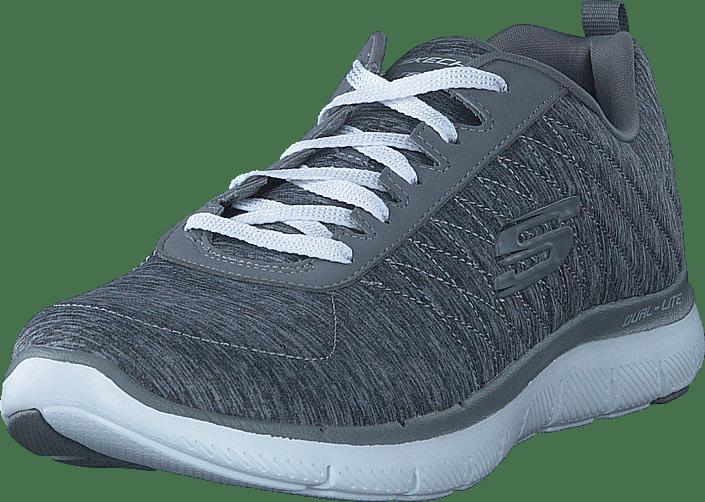 Skechers - Flex Appeal 2.0 Gry