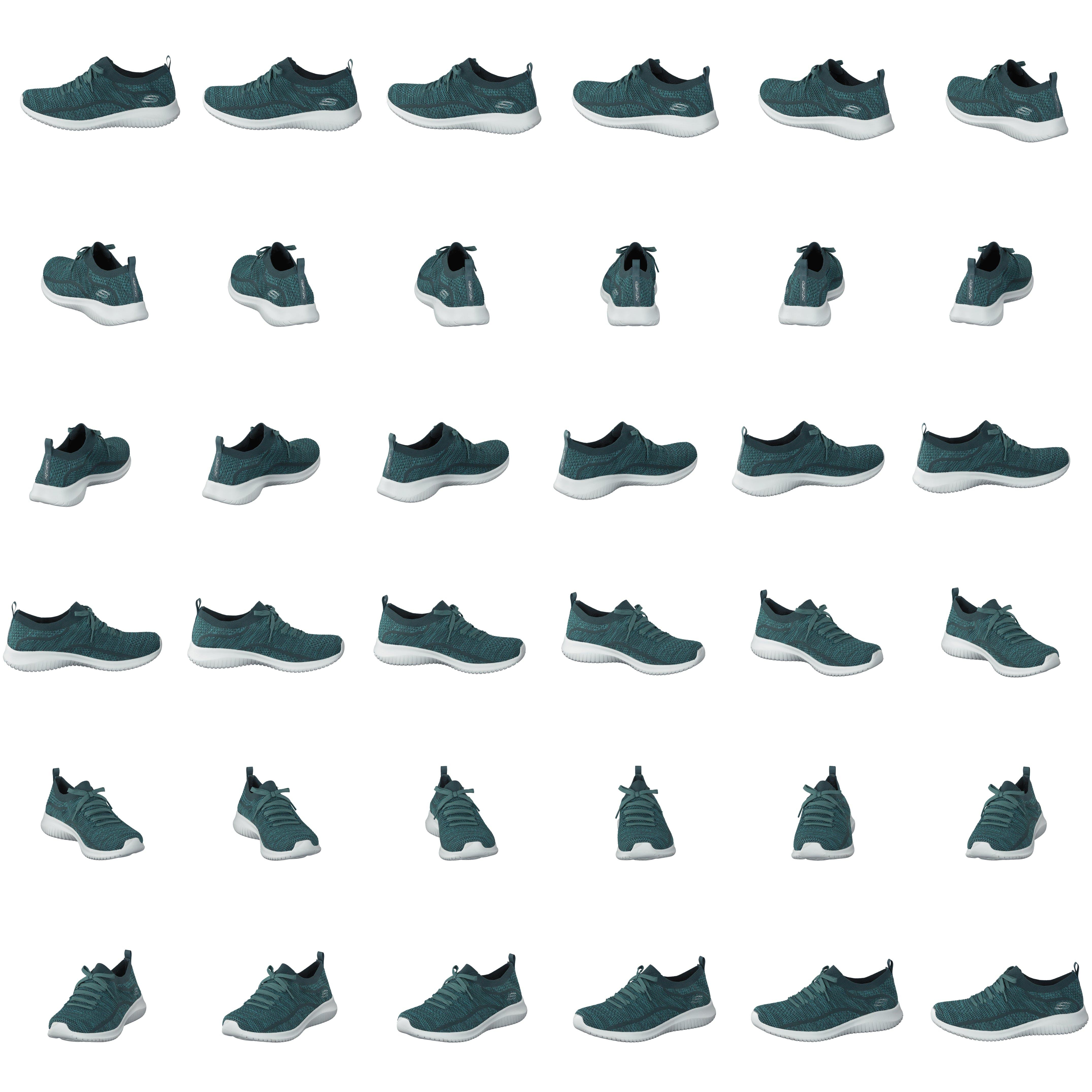 Kjøp Skechers Ultra Flex Grn sko Online | FOOTWAY.no
