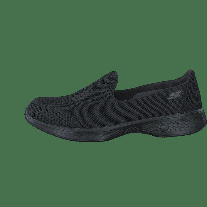 4 Køb Sko Walk Skechers Sportsko Online 60074 98 Sneakers Og Sorte Bbk Go TrqgftnxwT