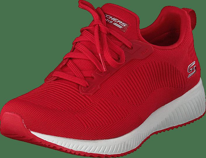 Sko div Sneakers 31 Og 60075 Online Bobs Køb Skechers Røde Red div Sportsko Squad 7xPnqnFwTX