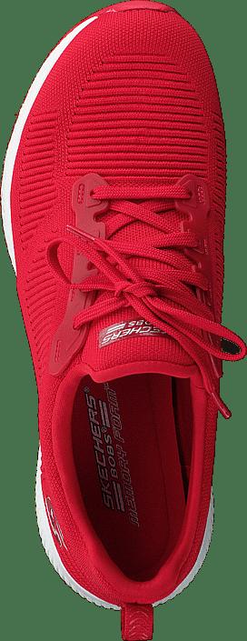 Kjøp Skechers Bobs Squad Red Sko Online