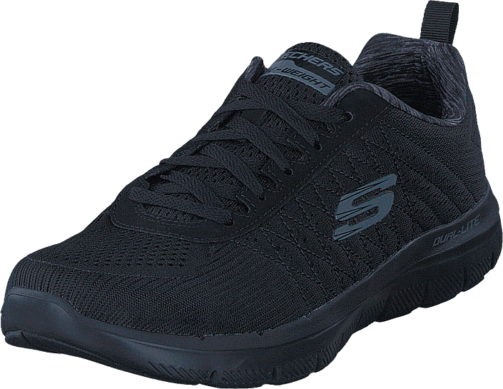 010024154073 Buy Skechers Flex Advantage 2.0 52185 Bbk black Shoes Online ...