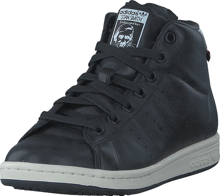 adidas Originals - Stan Winter Core Black/core Black/white