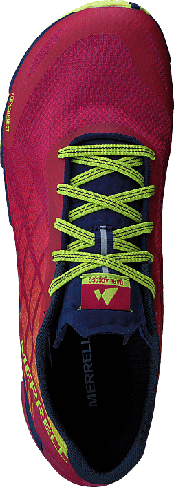 Kjøp Merrell Bare Access Flex Persian Red Sko Online