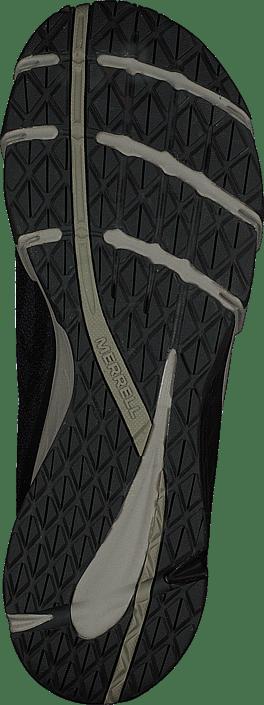 Kjøp Merrell Bare Access Flex Black/silver Sko Online