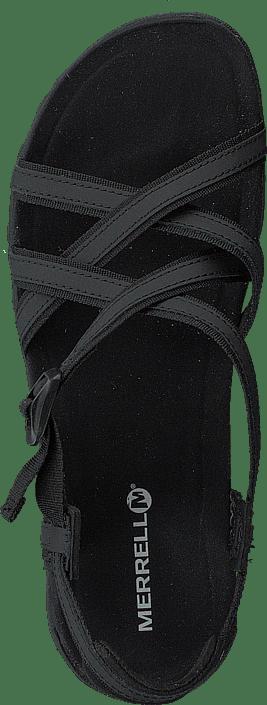 Kjøp Merrell Terran Ari Lattice Black Sko Online